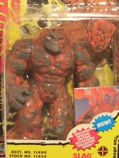 "Jim Lee's Wild C.A.T.S. Slag 6"" Action Figure with Special Collector Card Rare"
