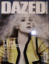 DAZED & CONFUSED September 2011 JUNO TEMPLE Jessica Chastain TOM HARDY @Exclt@