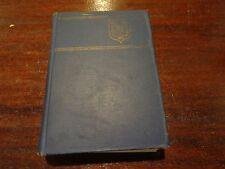 THE COMPLETE WORKS OF WILLIAM SHAKESPEARE Dublin Vintage Book 1943