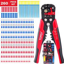 Topex TXWS260P054 Wire Stripper - Red