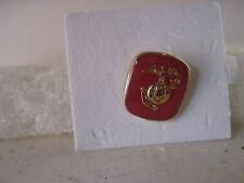 USMC Marines logo lapel pin  (5jl30 4 )