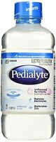 Pedialyte Oral Electrolyte Maintenance Solution Unflavored 1 liter Each