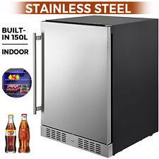 Built-in Beverage Cooler 5.5 cu.ft Reversible Door Undercounter Refrigerator