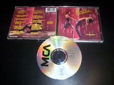 Various ‎– Salsa: Original Motion Picture Soundtrack CD MCA Records ‎– MCD 06232