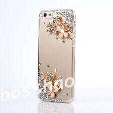 Glitter Luxury Bling Diamonds Stones gems hard PC back Phone Case Cover Skin #H