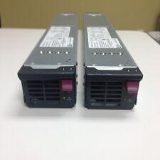 LOT OF (2) HP 411099-001 2250W C-class power supply 412138-B21 398026-001
