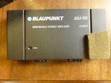 ampli, chargeur CD et télécommande volant blaupunkt
