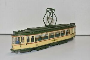 Straßenbahnmodell, Großer Hecht, Dresden, 1:87