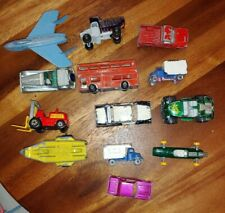 Vintage Tootsie Toys and other makes Diecast Car Lot. (11F)