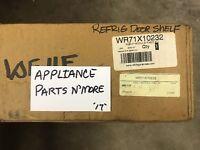 NEW GENUINE REFRIGERATOR DOOR SHELF WR71X10232FREE SHIPPING