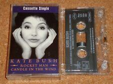 KATE BUSH - Rocket Man & Candle In The Wind - cassette tape single
