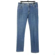 Chico's Platinum Women Jeans Size .5 (6) Ultimate Fit Slim Leg