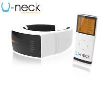 U-NECK~tragbares High-Tech Schulter- Kopf und Nackenmassage-Gerät~Fernbedienung~