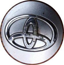 TOYOTA TRD tappo centrale cerchi in lega a Cupola Adesivi X4 MR2 SUPRA Black /& Gold 60mm