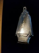 Antique Victorian Sterling Silver Coin Holder Chatelaine