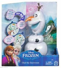 MATTEL -Disney Frozen - Olaf the Snowman - New