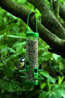 Vogelfutterstation 25cm Vogelfutterspender Vogel Futterspender Neu