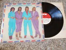 Abba - Gracias por la musica Vinyl LP SUNG IN SPANISH