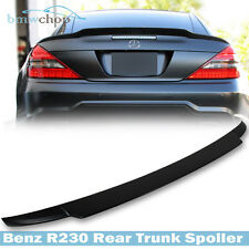 2011 Painted Mercedes Benz SL R230 2DR V-Type Trunk Spoiler Wing SL500 SL600