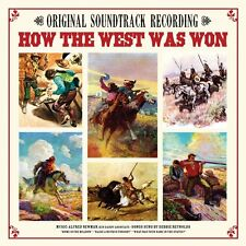 How The West Was Won - Original Soundtrack Recording (LP Vinyl) NEW/SEALED
