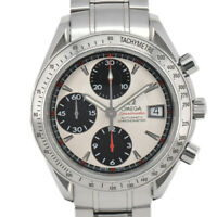 Auth Omega Speedmaster Date 3211.31 Chronometer Automatic Men's Watch B#91594