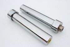 "Lowrider Hydraulics 6"" Chrome Cylinders (FAT) [hydraulic lowrider cars parts]"