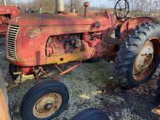 Cockshutt 40 Tractor Factory Wide Frontend Belt Pulley Nice Original Super Rare