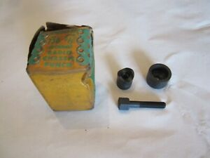 """GREENLEE 730 5/8"""" HOLE PUNCH USED"""