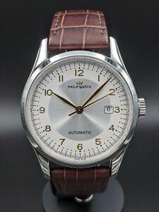 NOS Men's Philip Watch Swiss Automatic ETA 2824 ref. 82 21 140 025