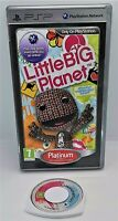 LittleBigPlanet Video Game for Sony PlayStation Portable PSP PAL TESTED