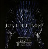 For The Throne - Music Inspired by Game Of Thrones [CD]