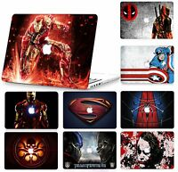 "Hero Hard Shell Case Keyboard Cover Skin For 11"" 13"" 15"" 16"" Macbook Air Pro M1"