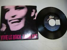 Rock Unplayed NM! 45 ADAM ANT Vive Le Rock on Epic