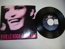 Rock Unplayed NM! 45 ADAM ANT Vive Le Rock on Epic