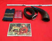 Vintage Lot of Hunting Accessories