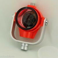 Single Prism with Bag for total station  RED COLOUR TYPE