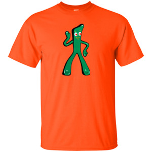 Retro, Gumby, Cute, Cartoon, Funny, Fun, T-Shirt