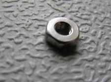 """3/16"""" 10-32 UNF FULL NUTS A2 STAINLESS STEEL  X 20"""