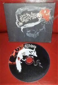 THE BOOKHOUSE BOYS debut self titled CD UK 2008 BLACK 07 gatefold digipak