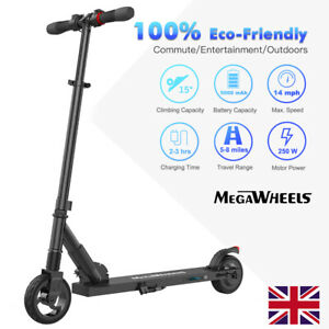 Teens Child Gift PRO Folding Electric E-Scooter Waterproof Height Adjustable