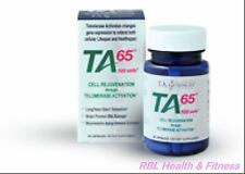 TA Sciences TA-65 Telomerase Activation Capsules - 30 count - 100 units