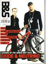 Oxide & Neutrino on Blues & Soul Magazine Cover 2002  Daniel Bedingfield Tubby T