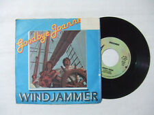 "Windjammer – Harborlight  - Disco Vinile 45 Giri 7"" Stampa ITALIA 1977"