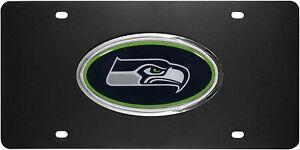 Siskiyou Sports NFL Seattle Seahawks Acrylic License Plate