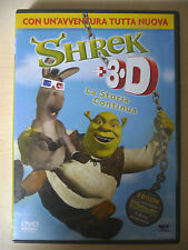 2 DVD SHREK 3D LA STORIA CONTINUA - 2001