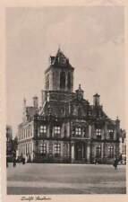 Ansichtkaart Nederland : Delft - Stadhuis (bc029)