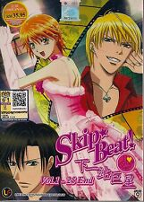 SKIP BEAT! スキップ・ビート! VOL. 1-25 END JAPANESE ANIME DVD + FREE SHIPPING