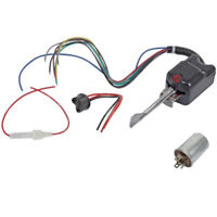 Turn Signal Switch Kit - 6 Volt Positive Ground - Ford 47-21110-1