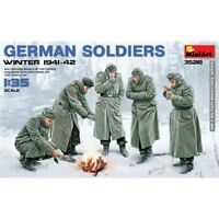 1:35 German Soldiers 1941-42 Model Kit - 135 194142