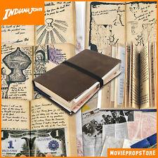 Indiana Jones Gral Tagebuch Film Prop Replika - 230 Seiten, Inserts, Zeichnungen